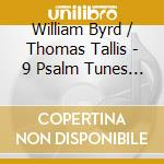 Heavenly harmonies 08 cd musicale di BYRD WILLIAM-TALLIS THOMAS