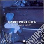 Classic piano blues cd musicale di Artisti Vari