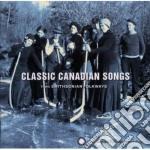 Classic canadian songs cd musicale di Artisti Vari