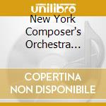 Works ehrlich/holcomb.. - cd musicale di The new york composers orchest