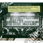 Neil Young - Live At The Fillmore East cd musicale di Neil Young