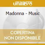 MUSIC (4 titles) cd musicale di MADONNA