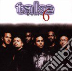 Take 6 - Brothers cd musicale di TAKE 6