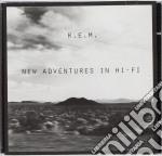 R.E.M. - New Adventures In Hi-Fi cd musicale di R.E.M.