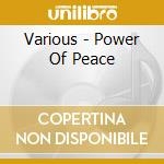 The power of peace cd musicale