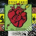 Steve Earle - El Corazon cd musicale di Steve Earle