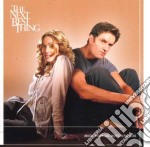THE NEXT BEST THING cd musicale di O.S.T.(MADONNA,C.AGUILERA,G.ARMADA..