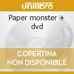 Paper monster + dvd cd musicale di Dave Gahan