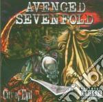 Avenged Sevenfold - City Of Evil cd musicale di Sevenfold Avenged