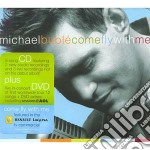 COME FLY WITH ME/CD+DVD cd musicale di Michael Bublè