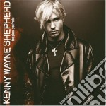 The place you're in cd musicale di Shepherd kenny wayne