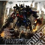 Transformers: Dark Of The Moon - The Album cd musicale di O.s.t.