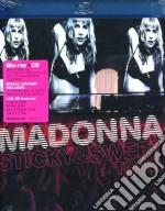 STICKY & SWEET TOUR (CD+BLU RAY) cd musicale di MADONNA