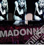 STICKY & SWEET TOUR (CD+DVD) cd musicale di MADONNA