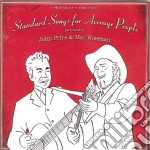 John Prine & Wiseman - Songs For Average People cd musicale di JOHN PRINE & MAC WISEMAN