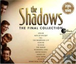 FINAL COLLECTION - 2 CD+DVD cd musicale di SHADOWS
