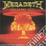 Greatest hits + dvd cd musicale di Megadeth
