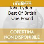 Best of british cd musicale di John Lydon