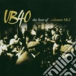 Best of vol. 1&2 cd musicale di Ub 40