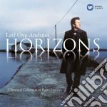 Leif Ove Andsnes - Horizons cd musicale di ANDSNES LEIF OVE