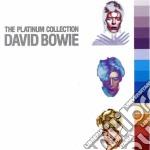 DAVID BOWIE PLATINUM COLLECTION cd musicale di BOWIE DAVID