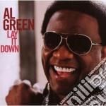Al Green - Lay It Down cd musicale di Al Green
