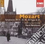 SINFONIE NOS. 29,31,33,34,38,39           cd musicale di Daniel Barenboim