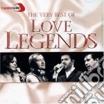 Various - The Very Best Of Love Legends cd musicale di ARTISTI VARI