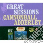 Great s.-3cd 06 cd musicale di Cannonball Adderley