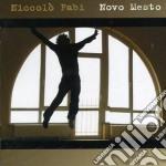 Niccolo' Fabi - Novo Mesto cd musicale di FABI NICCOLO'