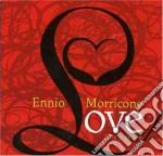 LOVE THEMES cd musicale di MORRICONE ENNIO