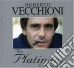 THE PLATINUM COLLECTION/3CD cd musicale di Roberto Vecchioni