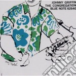 Johnny Griffin - Congregation cd musicale di Johnny Griffin