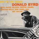 Donald Byrd - Off To The Races cd musicale di Donald Byrd