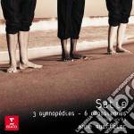 Erik Satie - 3 Gymnopedies 6 Gnossiennes - Anne Queffelec cd musicale di QUEFFELEC ANNE