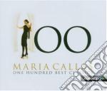 BEST 100 CLASSICS/6CDx2 cd musicale di Maria Callas