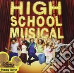 High school musical cd musicale di Ost