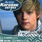 Jesse Mccartney - Artist Karaoke Series: Jesse Mccartney cd musicale di MCCARTNEY JESSE