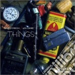 Paolo Fresu / Uri Caine - Things cd musicale di FRESU PAOLO-URI CANE