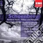 PELLEAS UND MELISANDE/VERKLARTE NACHT     cd musicale di Daniel Barenboim