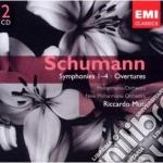SINFONIE NOS. 1-4                         cd musicale di Riccardo Muti