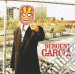 Sergent Garcia - Mascaras cd musicale di SERGENT GARCIA