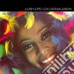 LUSH LIFE cd musicale di Lou Donaldson