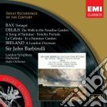 Barbirolli,john/lso - Groc: Bax .delius .ireland  07 cd musicale di John Barbirolli