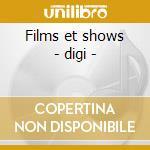 Films et shows - digi - cd musicale di Mireille Mathieu