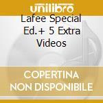 LAFEE SPECIAL ED.+ 5 EXTRA VIDEOS cd musicale di LAFEE