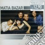 Matia Bazar - The Best Of Platinum cd musicale di MATIA BAZAR
