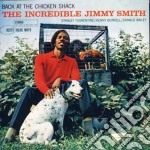 Jimmy Smith - Back At The Chicken Shack cd musicale di Jimmy Smith