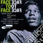 Baby Face Willette - Rvg: Face To Face cd musicale di BABY FACE WILLETTE
