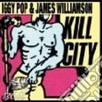 (LP VINILE) Kill city (colour vinyl) lp vinile di IGGY POP-WILLIAMSON